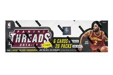 NBA 2016/17 - Panini Threads Basketball - Hobby Box Sealed Cards