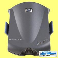 HP USB SERVEUR D'impression JETDIRECT 310X j6038a avec logiciel cd et
