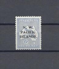 More details for new guinea 1918-22 sg 110 mnh cat £42