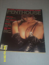 Penthouse Magazine October 1990 Amy Kristensen on the Cover