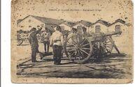 nimes  19 eme régiment d'artillerie manoeuvre  75m/m (c6)