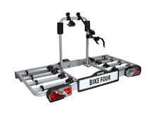 Eufab Fahrradträger BIKE four Anhängerkupplungsträger für 4 Räder bis 70kg