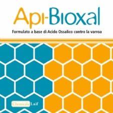 API-BIOXAL con acido ossalico in buste da 35g - tratt. per 10 alveari