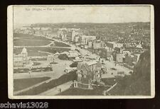 Postcard France Grande Rue Dieppe Vue Generale UNPOSTED Antique
