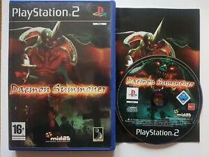 Daemon Summoner (Sony PlayStation 2, 2006)