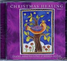 CHRISTMAS HEALING CD BY DIANE ARKENSTONE & MISHA SEGAL VOL 2 NEW IN WRAPPER