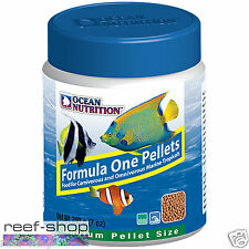 Ocean Nutrition Formula One Pellets MEDIUM 200 grams (7 oz) Marine Fish Food