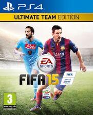 Fifa 15 Ultimate Team Edition (ITA) PS4 - totalmente in italiano