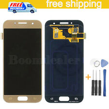 For Samsung Galaxy A3 2017 SM-A320F Touch Screen Replacement LCD Digitizer Gold