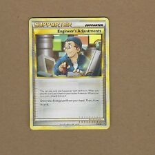 POKEMON ENGINEERS ADJUSTMENTS SUPPORTER  CARD FREE SHIPPING