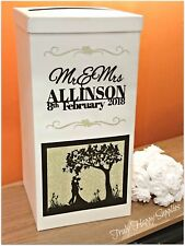 Wedding Post Box, Card Box Favours Gifts Wishing well Personalised Special day