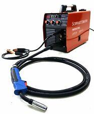 Schwartzmann Professional MIG/MMA/ARC 200 A IGBT gaz sans protection gazeuse Mig Welder