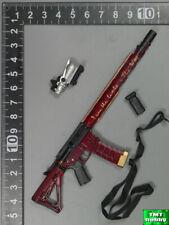 1:6 Scale Art figure AF021 Dead Soldier - AR-15 Tactical Rifle Set