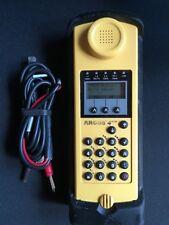 Intec ARGUS 4 Prüfhörer Prüftelefon analog ISDN DSL