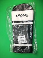 "Adams Launch Lab Custom Driver Golf Club Head Cover with Draw String ""NEW"""