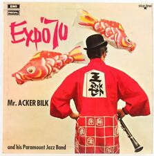 Mr. Acker Bilk And His Paramount Jazz Band, Expo '70  Vinyl Record *USED*