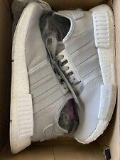 Adidas nmd r1 Triple Grey Women's 10