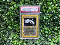 Steelix 1st Edition 2000 Pokemon Neo Genesis 15/111 Holo PSA 10 MINT
