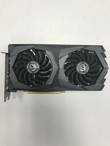 MSI GeForce GTX 1660 6GB GAMING X TWIN FROZR 7 GPU | (2-3 Day Shipping)