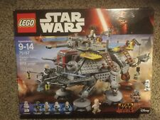 NIB LEGO Star Wars 75157.  Captain Rex's At-Te