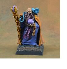 Painted miniature from Reaper Miniatures, Toxanimer, Wizard mage