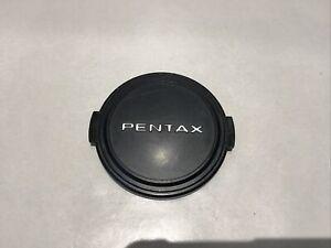 Genuine ORIGINAL Vintage PENTAX  67 MM SNAP-ON FRONT LENS CAP Made In Japan