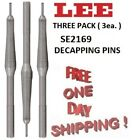 SE2169 LEE EASY X EXPANDER Decapping Pins for .308 Winchester 3-PACK SE2169 New