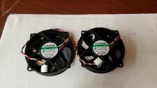LOT OF 2 Sunon Maglev KDE1209PTVX Server Cooling Fan- 13.MS.B4574.AF.GN