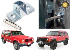 Replacement Door Check Bracket & Pin For 1984-2001 Jeep Cherokee XJ New USA