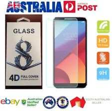 Premium 0.33mm 2.5D Rounded Edge 9H Tempered Glass Screen Protector LG G6 & G6+