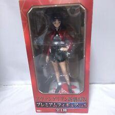 Used SEGA Evangelion Misato Katsuragi 10.7 inch Figure Vol.5 2012 F/S