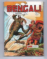 BENGALI n°120 - Mon Journal 1987 - BE