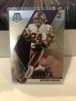 2020 Panini Mosaic Antonio Gibson Rookie Base RC Washington Redskins #227