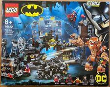 Lego Súper Héroes Irrupción de Clayface en la Batcueva 76122
