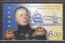 ESTONIA 2003**MNH SC# 461 Adam von Krusenstern