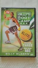 Billy's Boot Camp:  ~ Elite Mission Three  ~  Rock Solid Abs   - DVD
