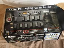 Line 6 Pod XT Live Multi-Effects Guitar Effect Pedal w/ Soft Case