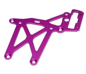 HPI Racing 87418 Rear Upper Plate Purple Baja 5B / Baja 5B RTR