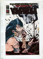 Vengeance Of Vampirella #1  ~ Signed By Buzz #1618 Of 2000 W/Print ~ (9.2)WH
