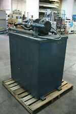 Fuel Tank With Commercial Intertech Transfer Pump Lincoln 75hp 3ph 230460v