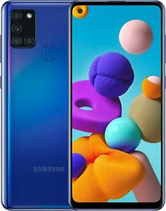 """Samsung Galaxy A21S - 64GB (GSM UNLOCKED) 6.5"""" Duos T-Mobile AT&T MetroPcs NEW"""
