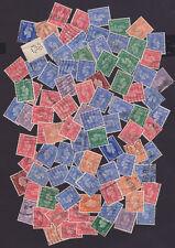 Bulk Lot of Assorted Majority British Postage Revenue King's Head Stamps  #1219
