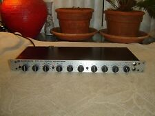 Audioarts 3100A 3 Band Parametric Equalizer Preamp, Eq, Vintage Rack