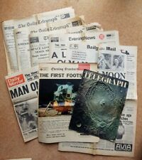 More details for moon landing newspapers 1969