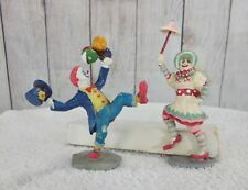 G-SCALE /  (2) CLOWNS HAVE A GREAT TIME