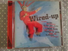COMPILATION - WIRED-UP! (LINKIN PARK, LIMP BIZKIT, SUM 41...). CD.