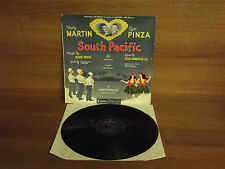 Soundtrack Recording : South Pacific : Vinyl Album : Mary Martin : BBL 7157