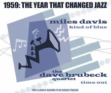 Dave Brubeck Time Out Miles Davis 1950s Jazz Music