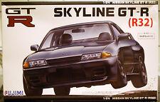 1989 Nissan Skyline GT-R R 32, 1:24, 39022 Fujimi