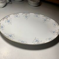 Imperial China W Dalton Seville Large Oval Serving Platter, 16 3/8""